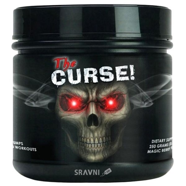 Фото Cobra Labs The Curse Pre-Workout 250 g
