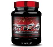 Фото Scitec Nutrition Hot Blood 3.0 820 g (41 servings)