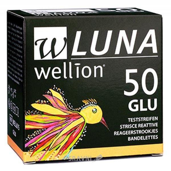 Фото Wellion LUNA 50 GLU
