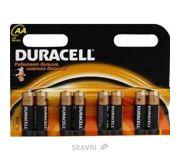 Фото Duracell AA bat Alkaline 8шт Basic 81417083