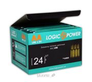 Фото LogicPower AA bat Alkaline 2шт (3162)