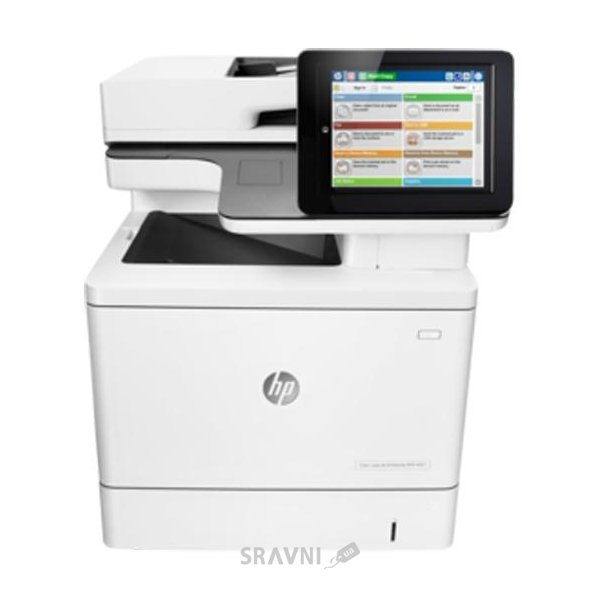 Фото HP Color LaserJet Enterprise M577c