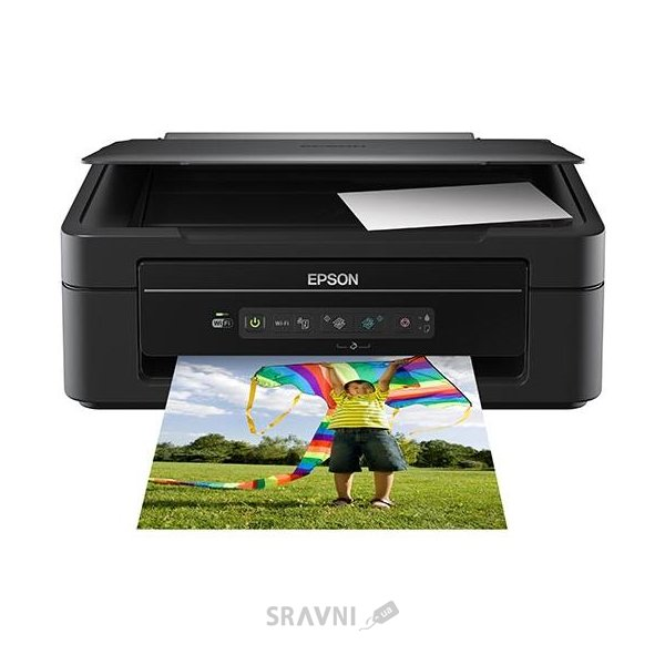 Фото Epson Expression Home XP-207