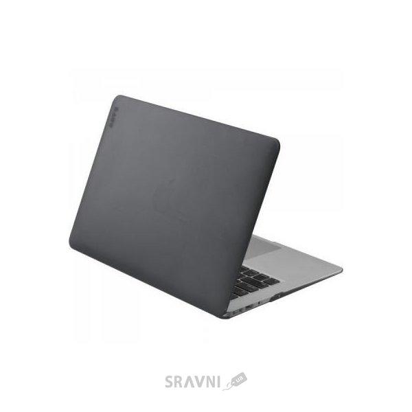 Фото LAUT Huex для MacBook Air 13 Black (LAUT_MA13_HX_BK)