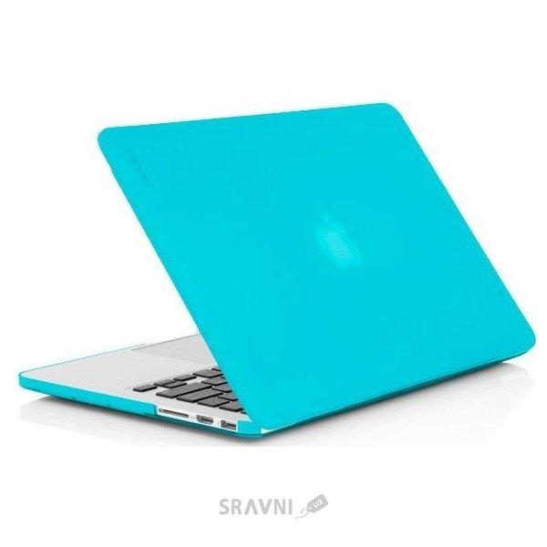 "Фото Incipio Feather for MacBook Pro 13"" Retina Translucent Neon Blue (IM-292-BLU)"