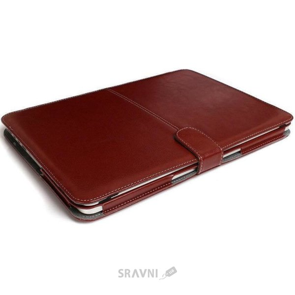 Фото TTX Leatherette case Apple MacBook Pro 13 Retina Brown