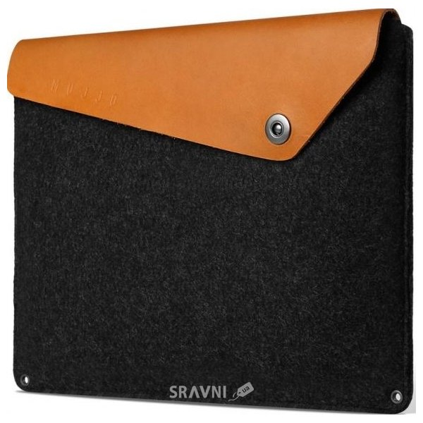 Фото Mujjo Sleeve Tan for Macbook 12""