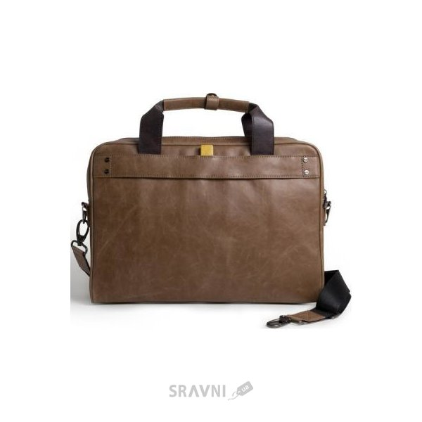 "Фото Golla Road Computer Bag Mutt 16"" Taupe G1574"