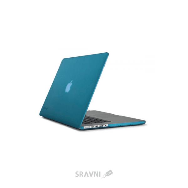 "Фото Speck SeeThru SATIN for MacBook Pro 13"" Retina Peacock SPK-A1893"