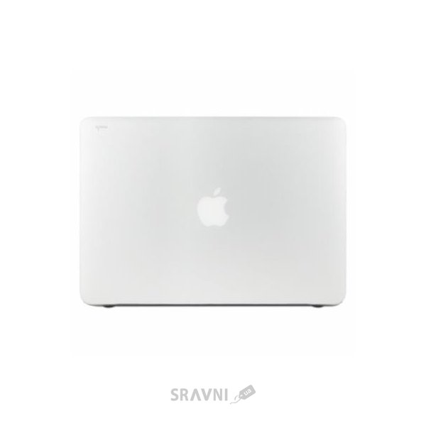 "Фото Moshi Ultra Slim Case iGlaze (V2) MacBook Air 13"" Translucent Clear (99MO071902)"