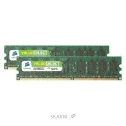 Corsair VS2GBKIT667D2