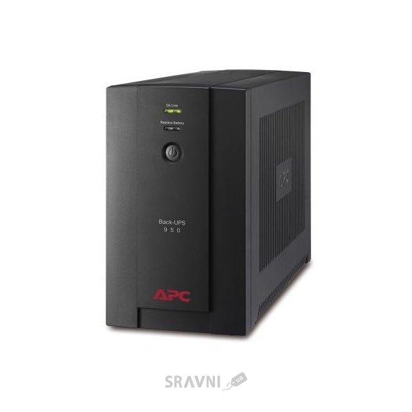 Фото APC Back-UPS 950VA IEC (BX950UI)