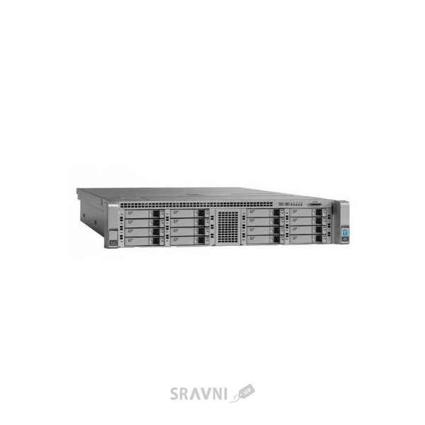 Фото Cisco UCS C240 M4 Rack (UCS-SPR-C240M4-P1)