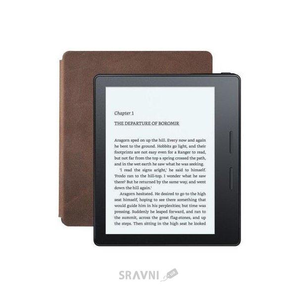 Фото Amazon Kindle Oasis