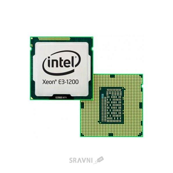 Фото Intel Xeon E3-1270