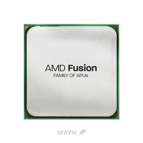 Фото AMD Trinity A6-5400B