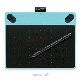 Wacom Intuos Draw Pen S Blue (CTL-490DB-N)