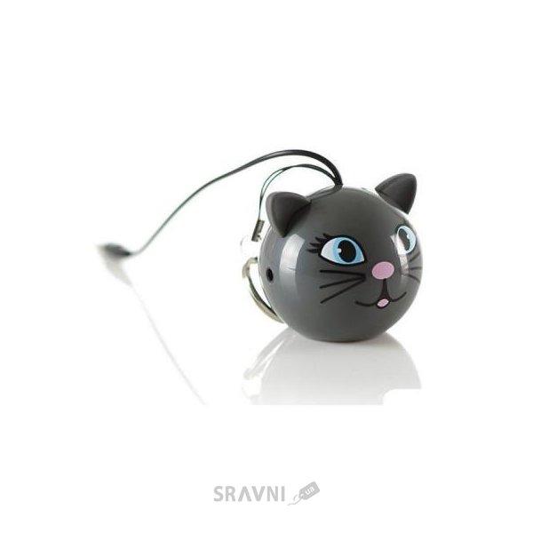 Фото KitSound 1.0 Mini Buddy Speaker Cat (KSNMBCAT)
