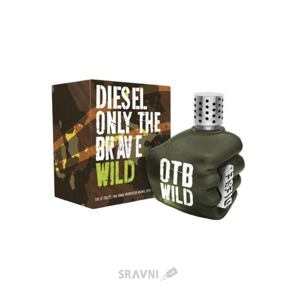 Фото Diesel Only The Brave Wild EDT
