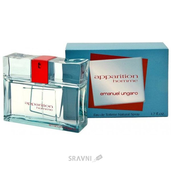 Фото Emanuel Ungaro Apparition Homme EDT