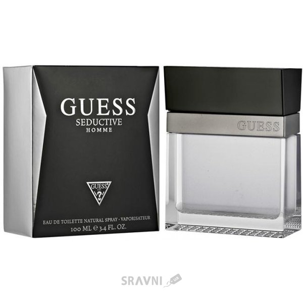 Фото Guess Seductive Homme EDT