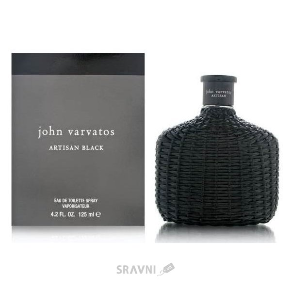 Фото John Varvatos Artisan Black EDT