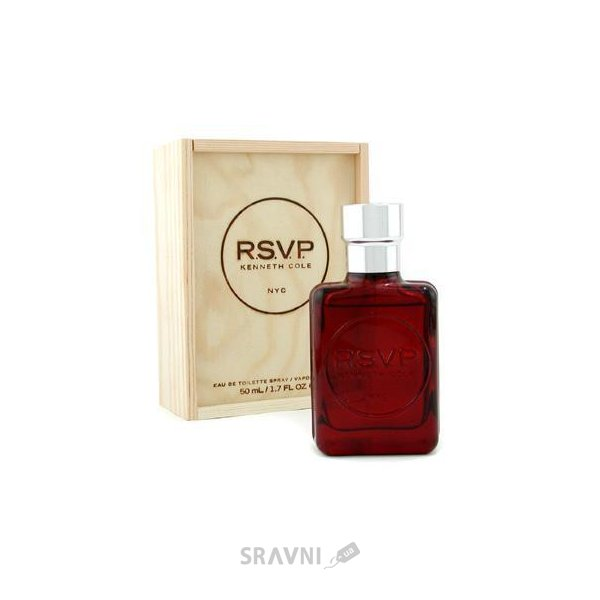 Фото Kenneth Cole Rsvp EDT