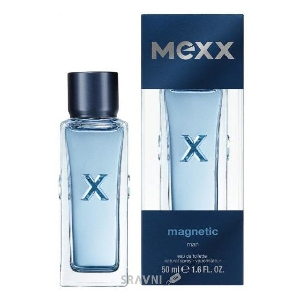 Фото Mexx Magnetic for Him EDT