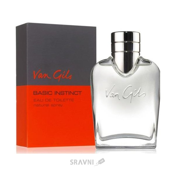 Фото Van Gils Basic Instinct EDT