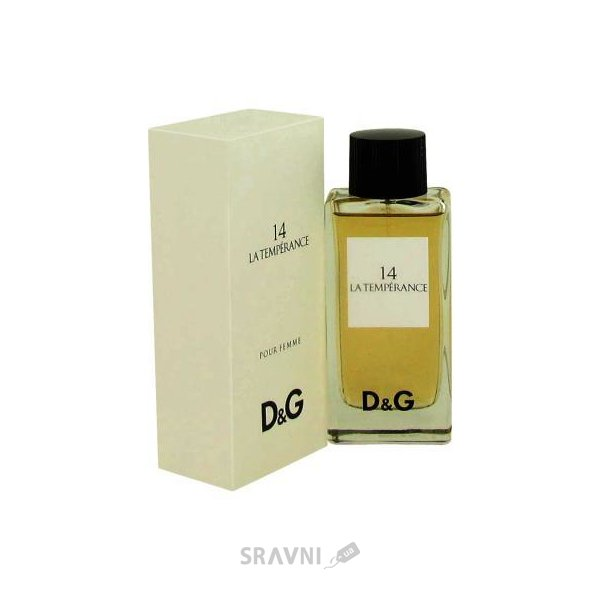 Фото Dolce & Gabbana Anthology La Temperance 14 EDT