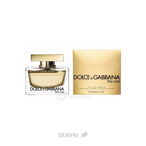 Фото Dolce & Gabbana The One EDP