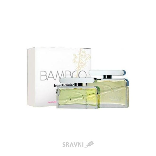 Фото Franck Olivier Bamboo for Women EDP