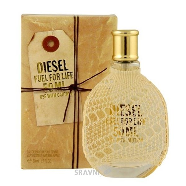 Фото Diesel Fuel For Life Femme EDP