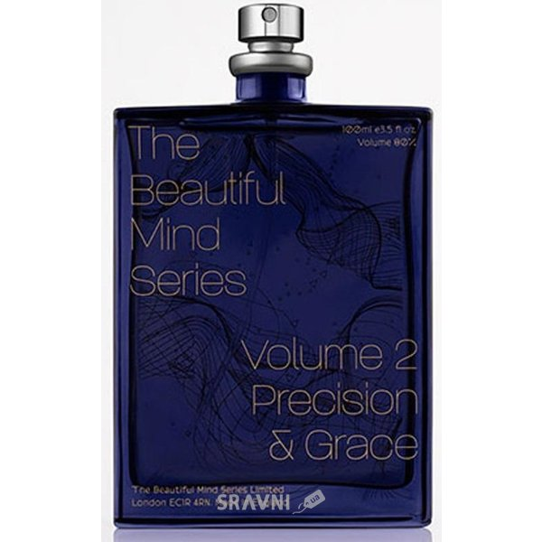 Фото The Beautiful Mind Series Volume 2: Precision & Grace EDP