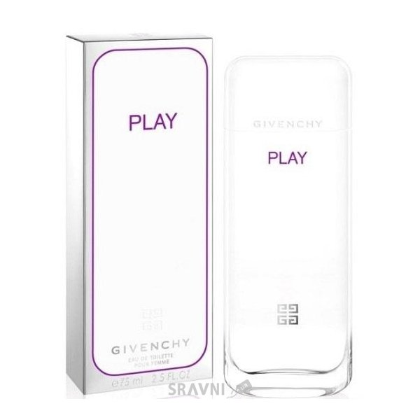 Фото Givenchy Play For Her EDT