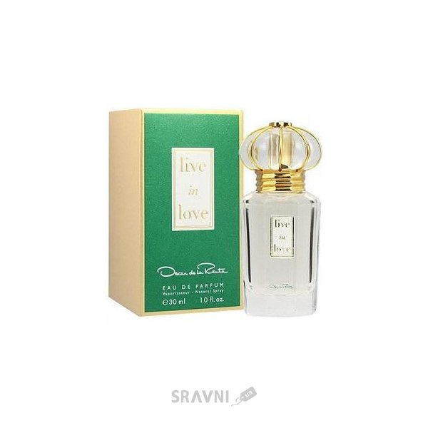 Фото Oscar de la Renta Live in Love EDP
