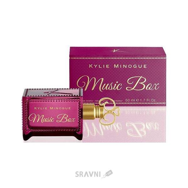 Фото Kylie Minogue Music Box EDT