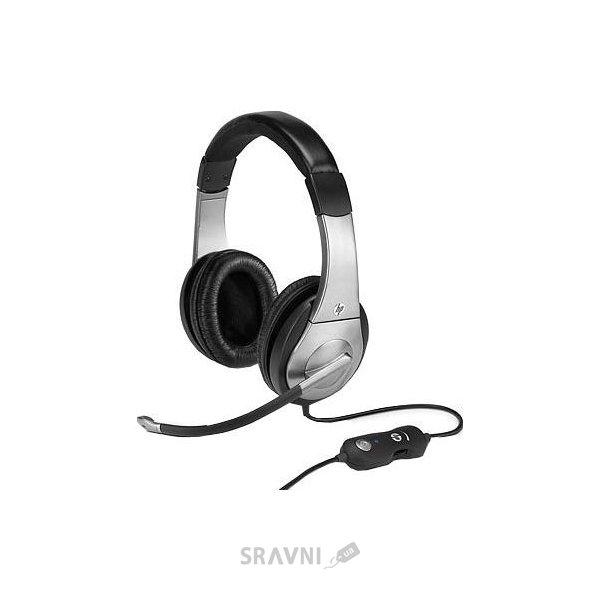 Фото HP Premium Digital Headset (XA490AA)