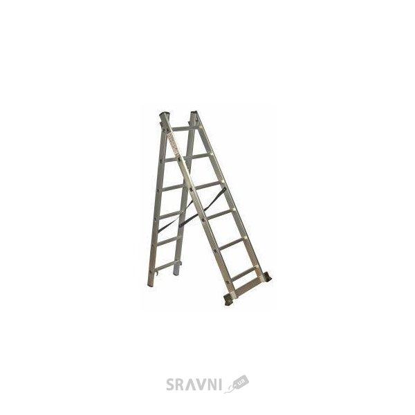 Фото Кентавр Лестница универсальная 2-составная 2х8