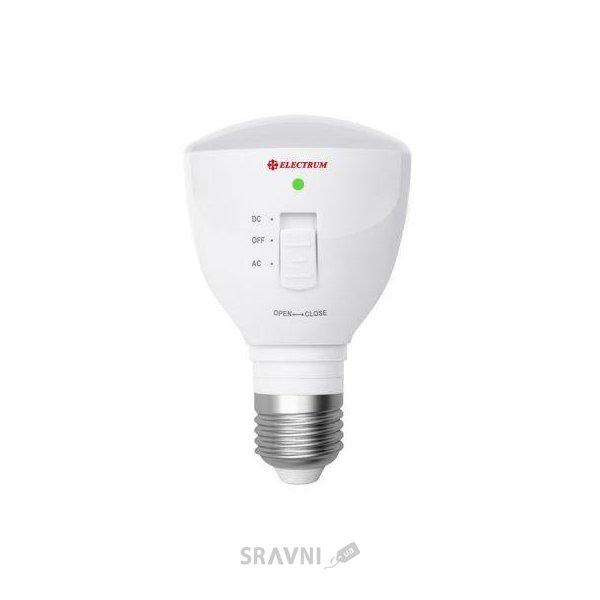 Фото ELECTRUM LP-24 LED PAR 4W E27 4000 PL (A-LP-1664)