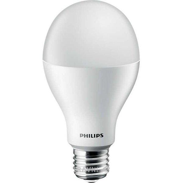 Фото Philips LEDBulb E27 14-100W 6500K 230V A67 (8717943885077)