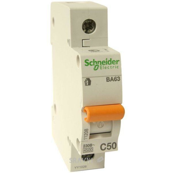 Фото Schneider Electric ВА63 (11208)