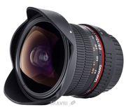 Фото Samyang 12mm f/2.8 ED AS NCS Fish-Eye Fujifilm X