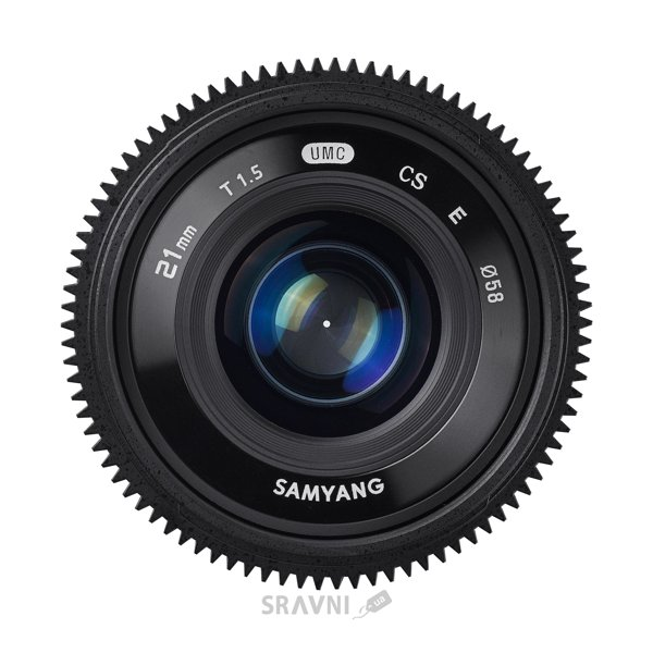Фото Samyang 21mm T1.5 ED AS UMC CS Sony E