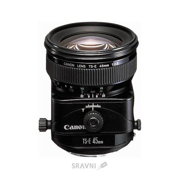 Фото Canon TS-E 45mm f/2.8