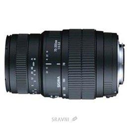 Sigma 70-300mm F4-5.6 DG APO Macro Nikon F