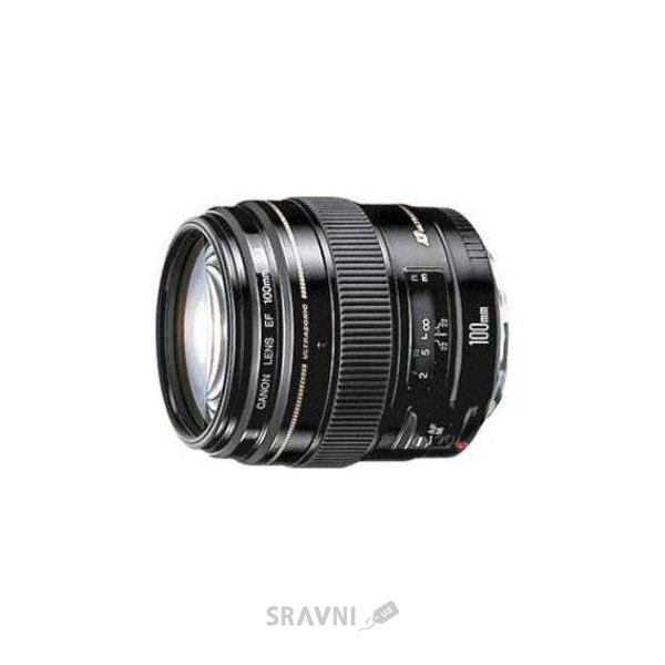 Фото Canon EF 100mm f/2.0 USM