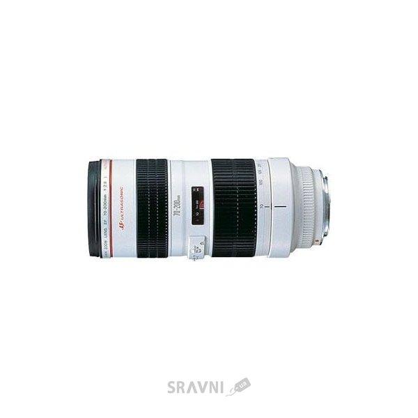 Фото Canon EF 70-200mm f/2.8L USM