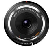 Фото Olympus 9mm f/8 Fish-Eye Body Cap