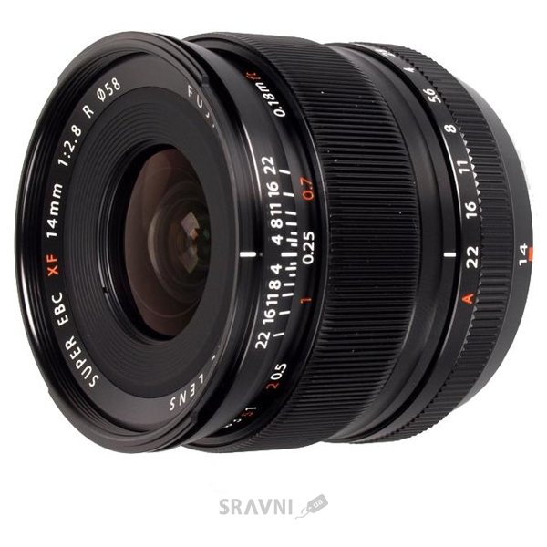 Фото Fujifilm XF 14mm f/2.8 R